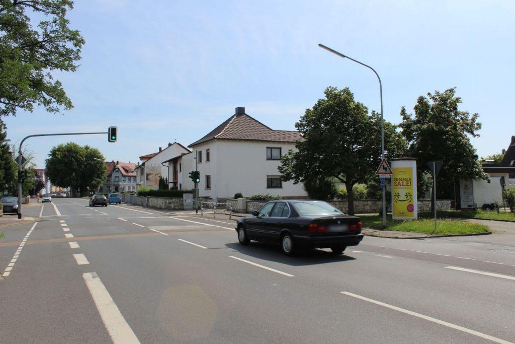 Mainzer Str  48 re/Adolf-Kolping-Str