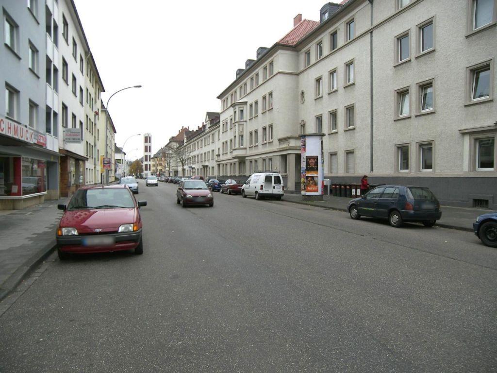 Moselweißer Str  61/Steinstr gg