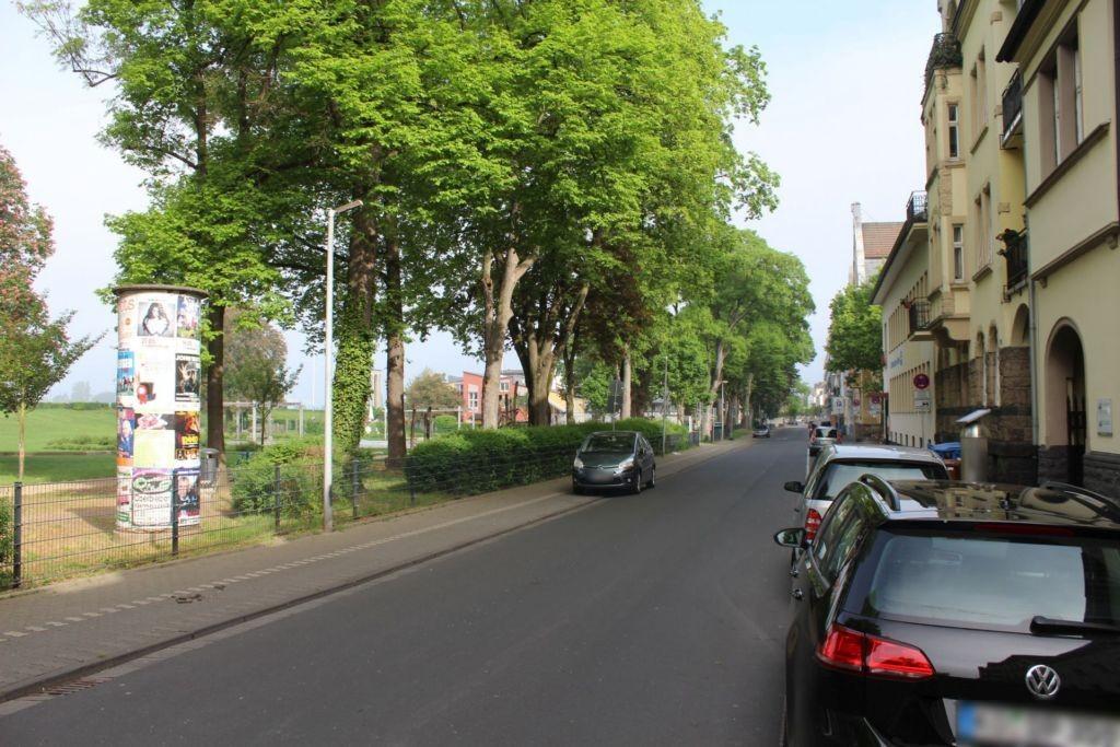Rheinstr  73 gg/Wilhelmstr nh