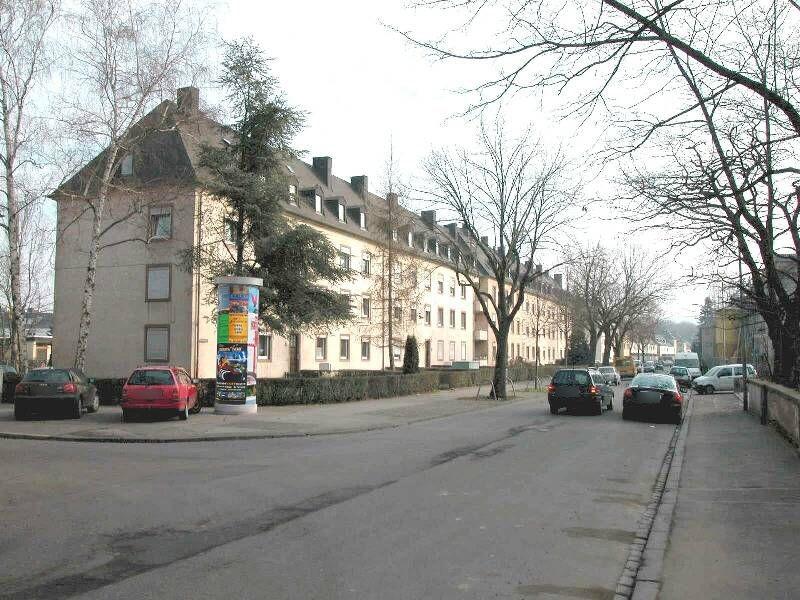 Thyrsusstr/Karl-Grün-Str