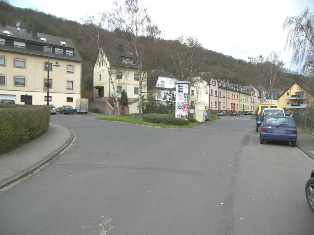 Schalkenbachstr  14 gg/Udostr