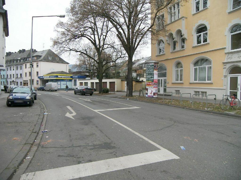 Hohenzollernstr/Saarstr