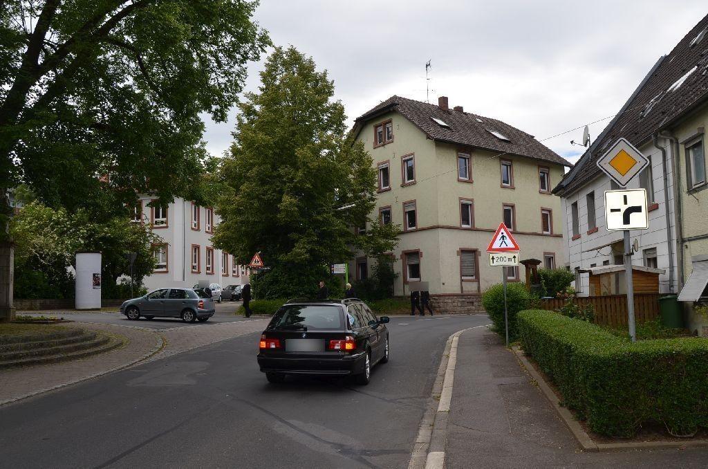 Lindenstr/Würzburger Str/Friedhofstr