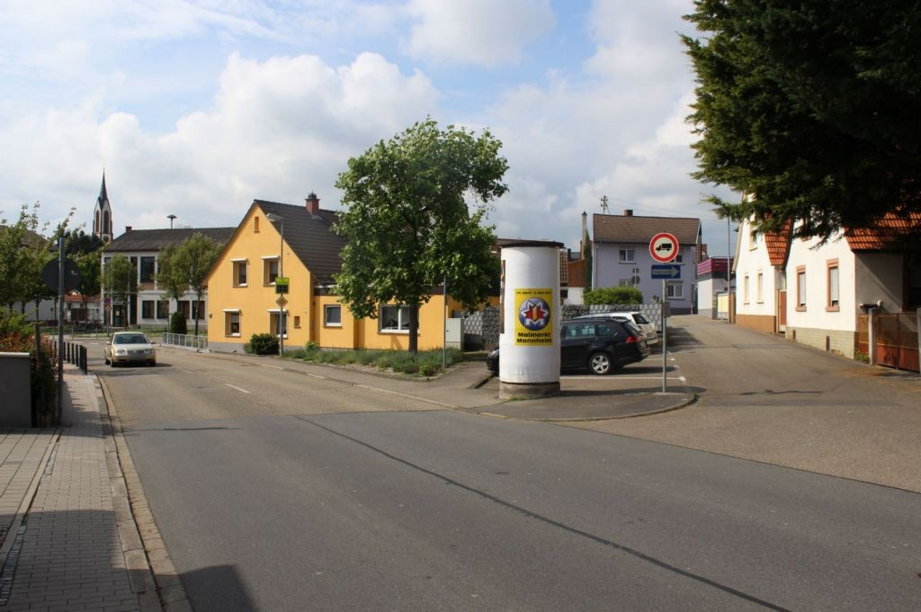 Hauptstr 143 re/Kurzgasse