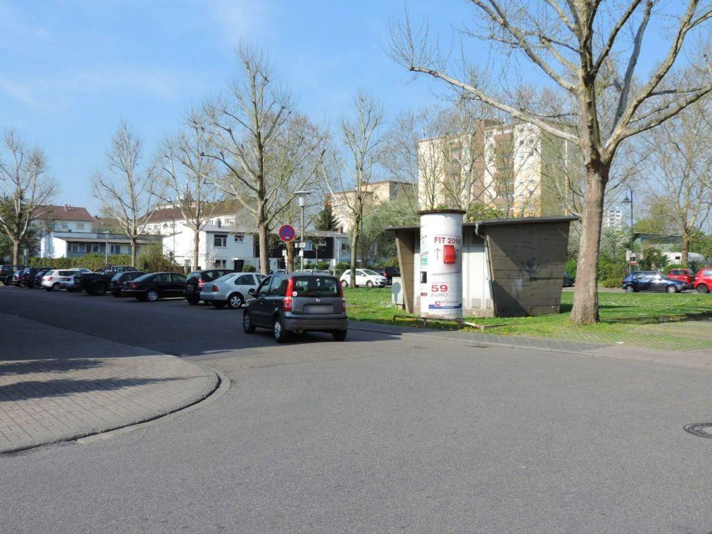 Berliner Str  41 gg/Grenzhöferstr nh