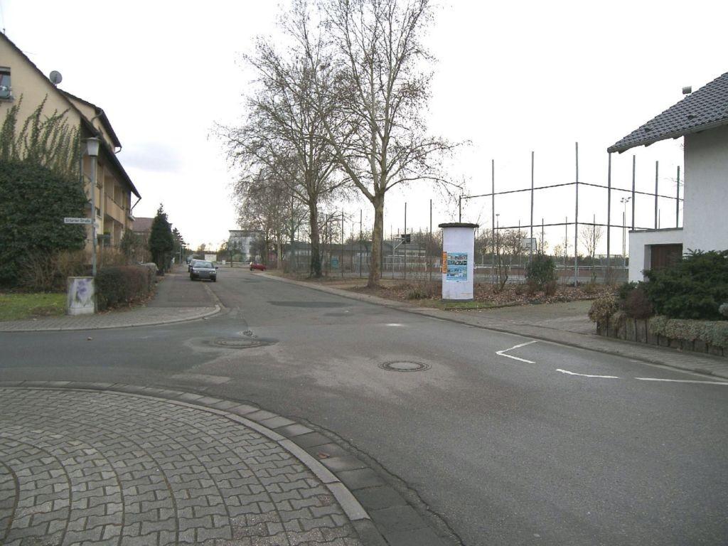 Weimarer Str   3 li/Erfurter Str gg