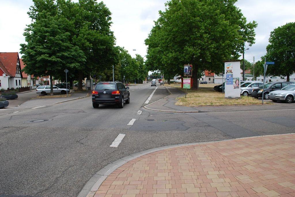 Lammstr (P)/Hauptstr 133 gg