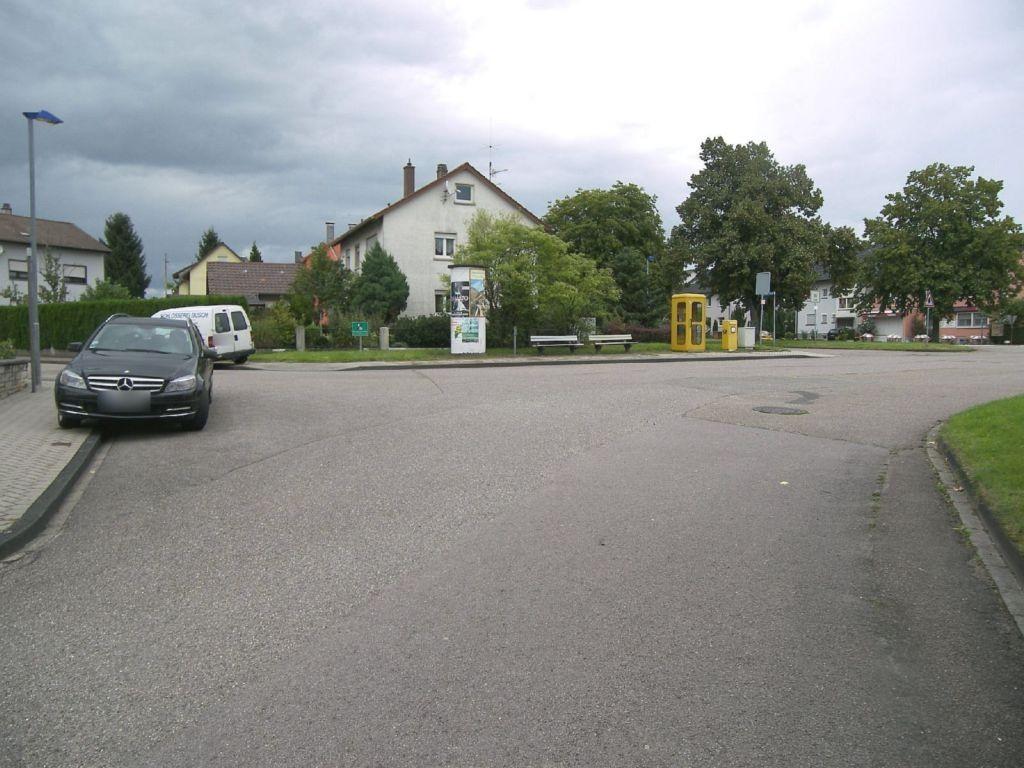 Forchheimer Str   1 gg/Karlsruher Str