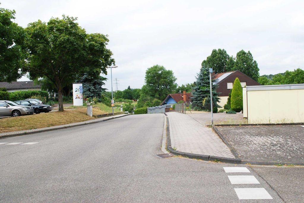 Schwimmbadstr/Mühlburger Str