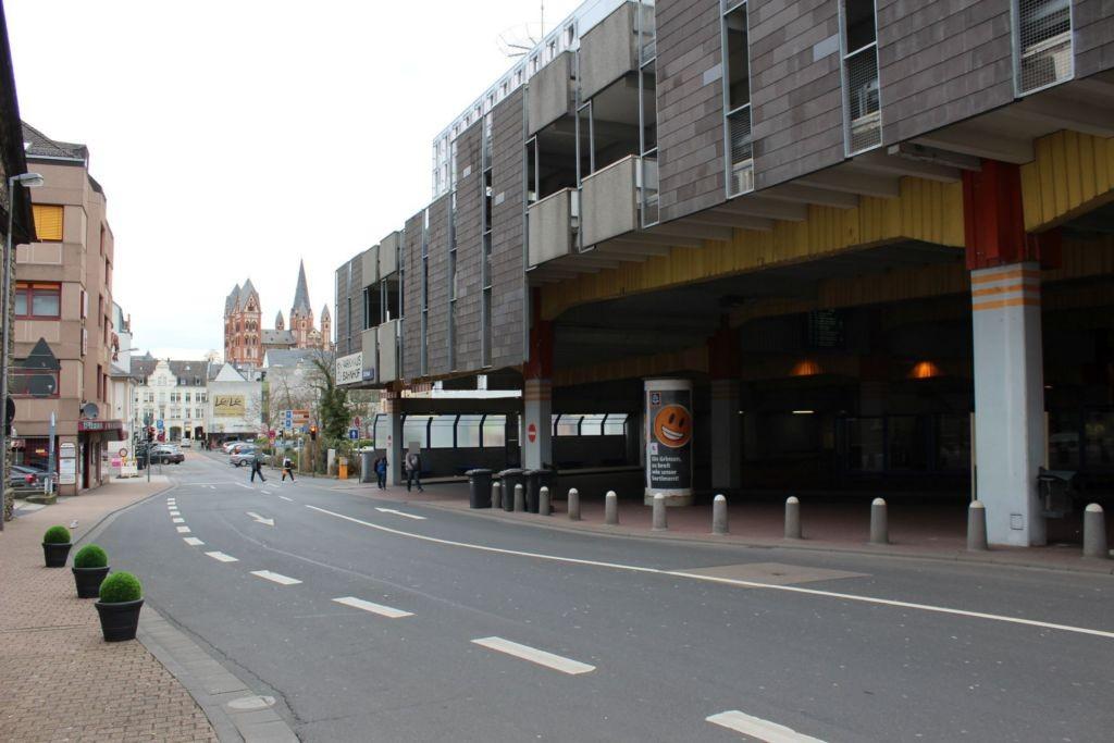 Graupfortstr  10 gg/Parkhaus Busbhf