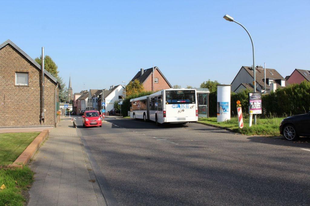 Bergheimer Str/Enzianweg