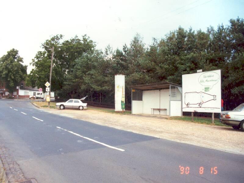 Merowinger Str/Heerstr nh