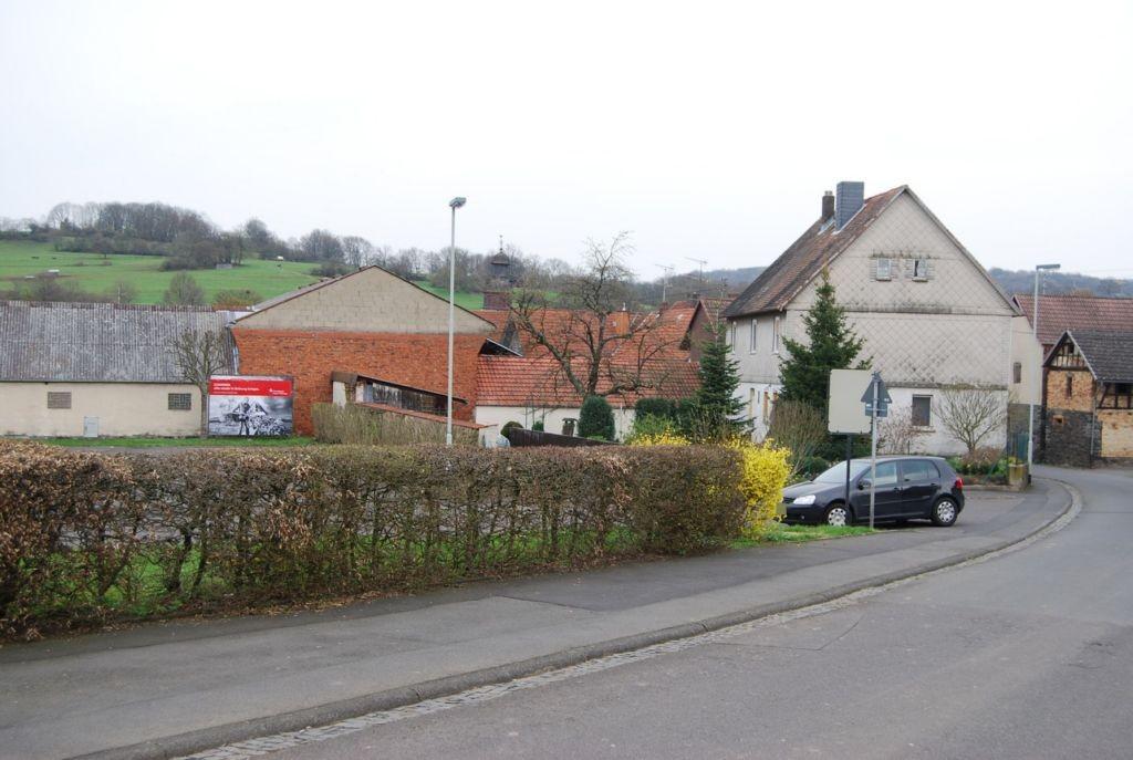 Forstgartenstr/Bürgerhaus