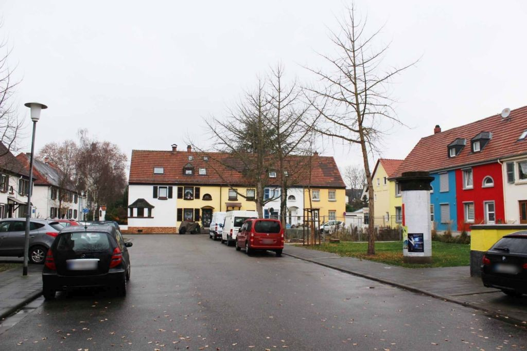 Bei den   4 Ulmen/Eschenweg