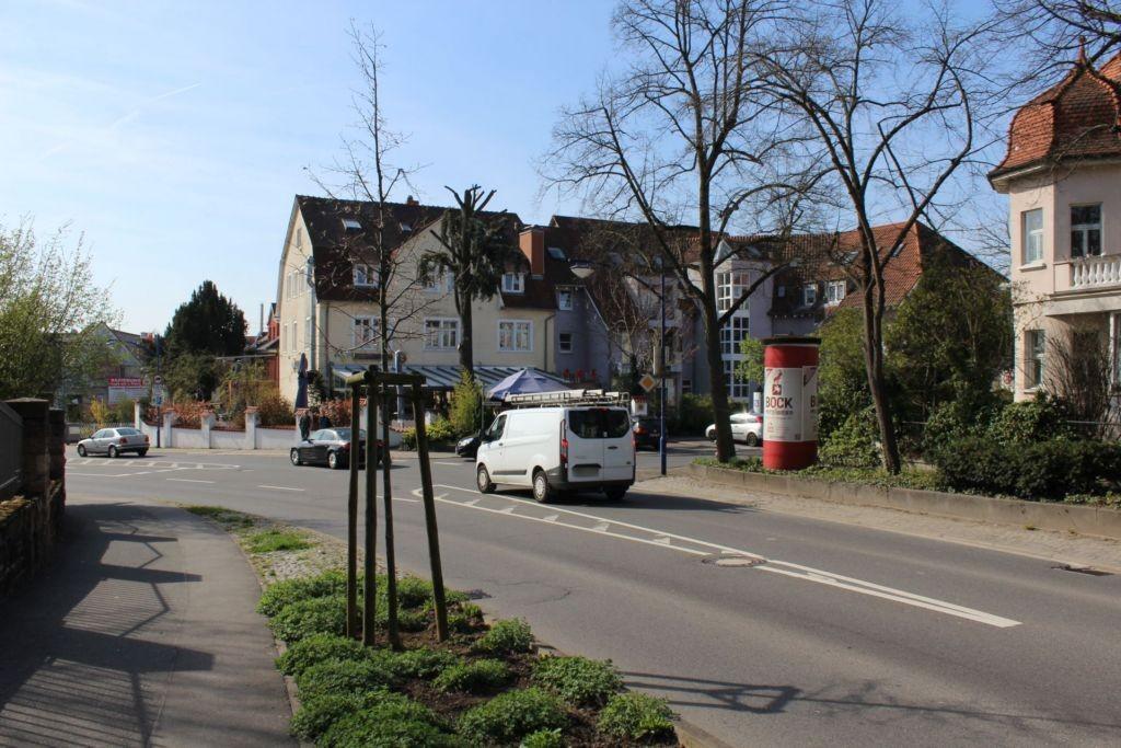Heidelberger Str/Zähringer Str