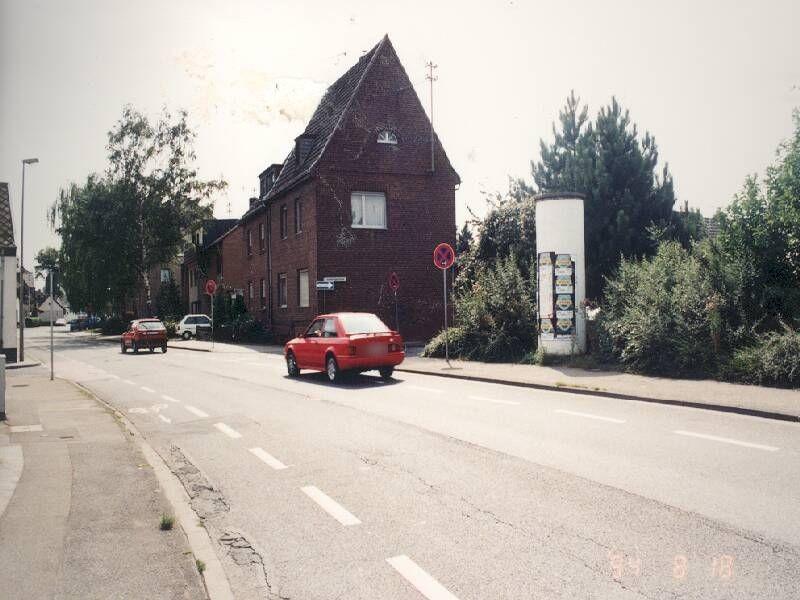 Worringer Str  24 gg (L 183)/Greesberger Str Nh