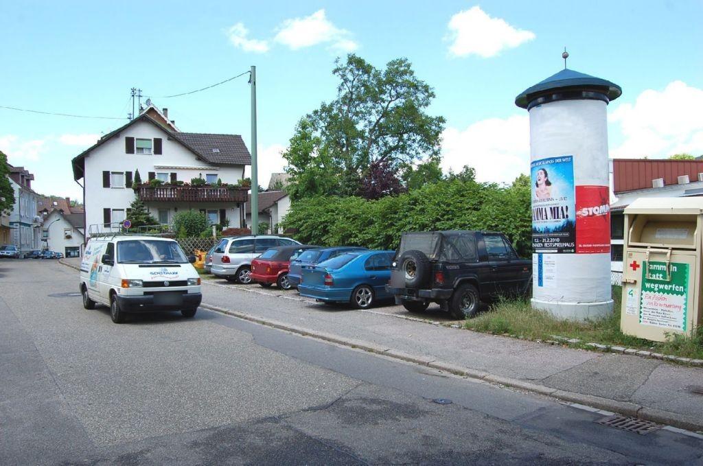 Eisenbahnstr/Beim Weißen Weg gg
