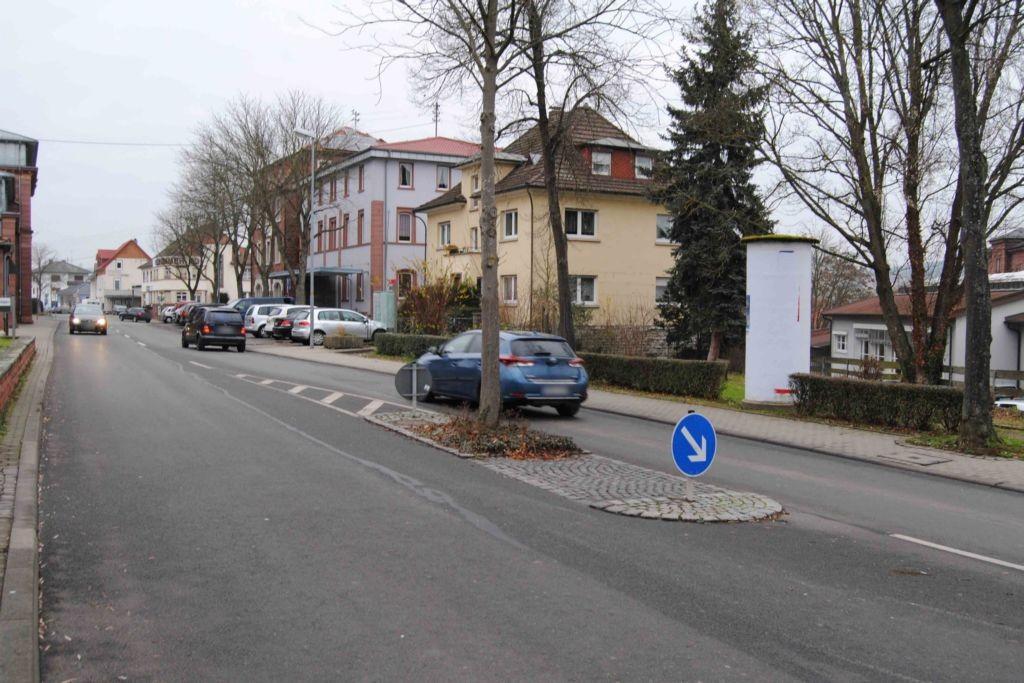 Bahnhofstr/Schafweg