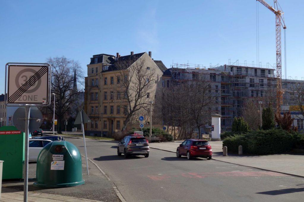 Steinweg Kaufhalle/Grüntaler Weg nh
