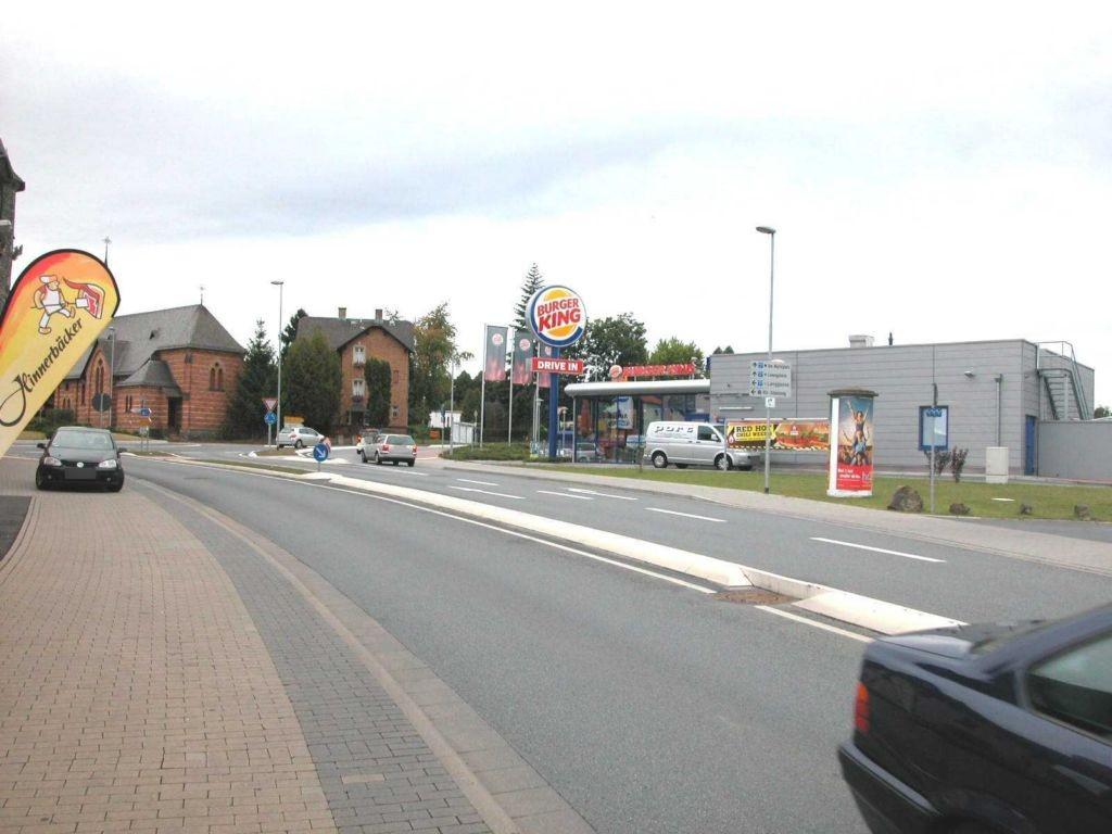 Griedeler Str (B 488)/St Florianstr