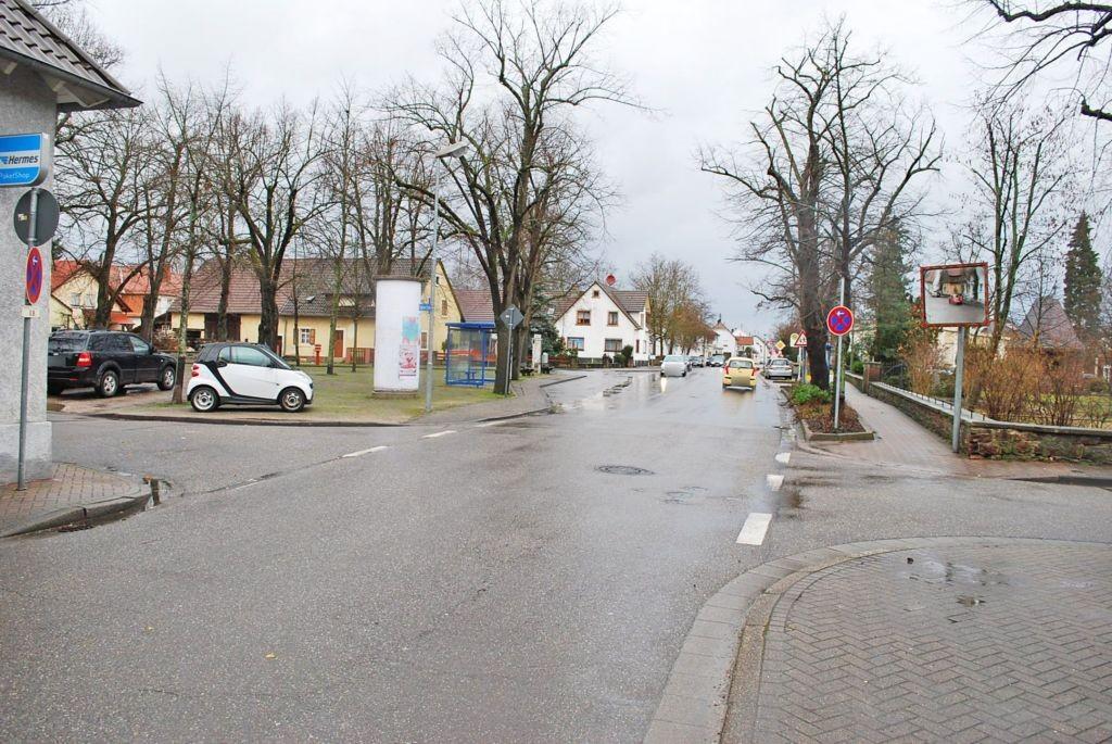Speyerer Str/Untere Bahnhofstr/Chennevieresplatz