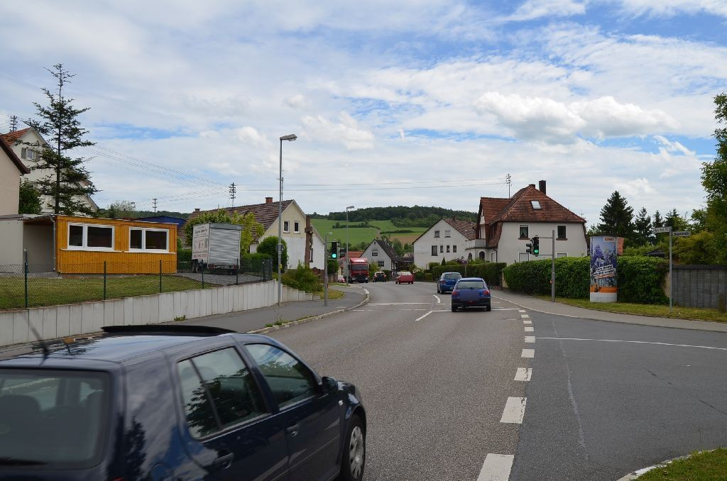 Bürgermeister-Kolb-Str (B 290)/Wagnerstr