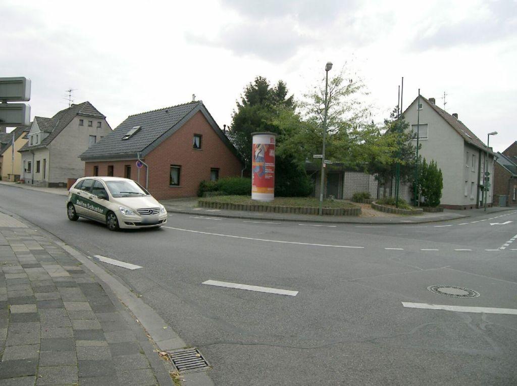 Nettergasse/Frankenstr
