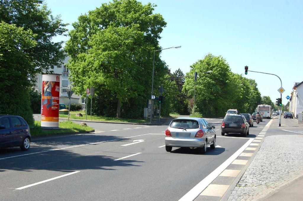 Frankfurter Str (B 8)/Prinz-Eugen-Str