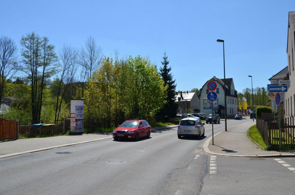 Göltzschtalstr (B 169)/Flurweg