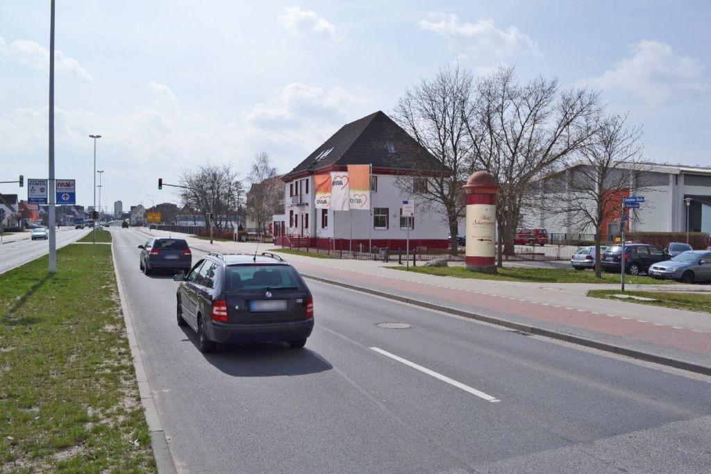 Demminer Str (B 96)/Adlerstr