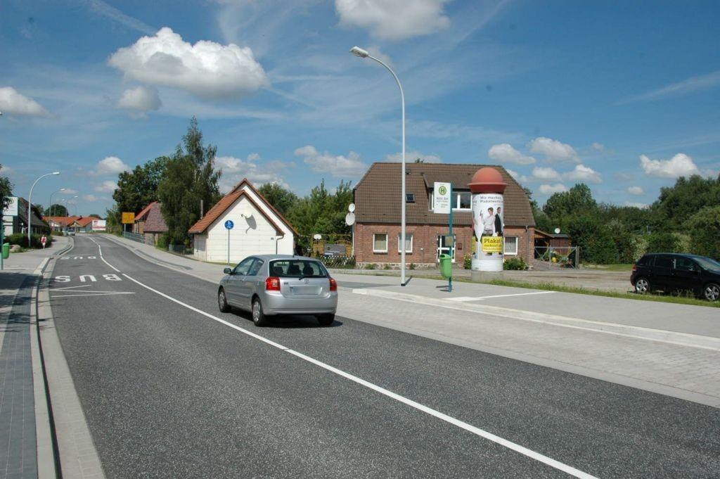 Stavenhagener Str  14 (B 104)/Dorfstr gg