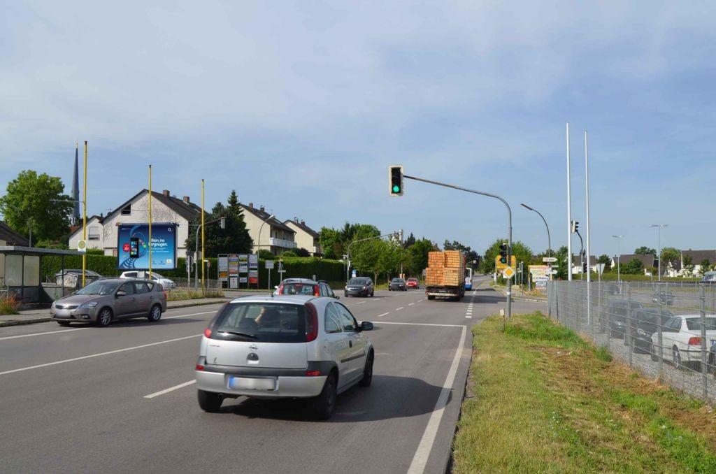 Hauptstr ew (B 300)/Pestalozzistr 58