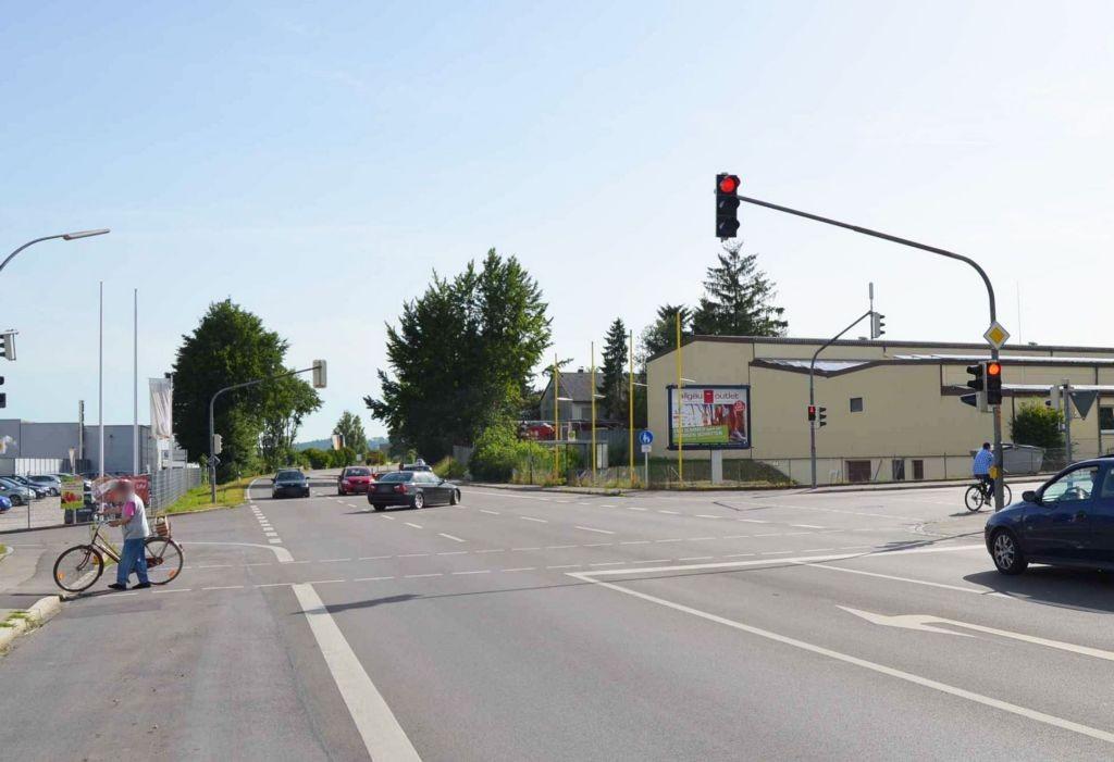 Hauptstr aw (B 300)/Pestalozzistr 58