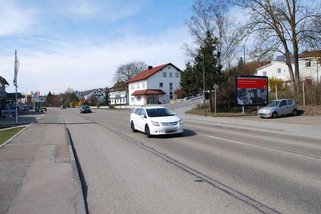 Heidenheimer Str  12 (B 466)/Dossinger Weg