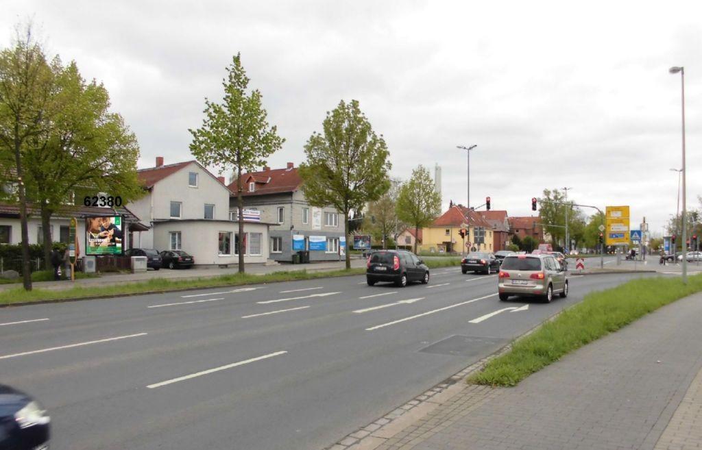 Hannoversche Str   82 ew/Hst An der Lutter