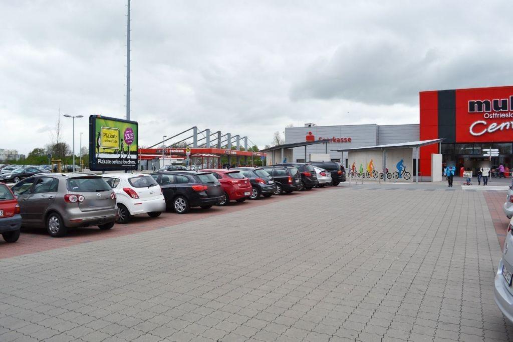 Osseweg 87 Multi Markt Süd Eing.