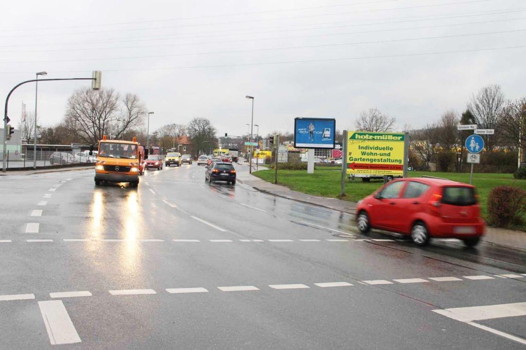 Hastenbecker Weg  55 ew (B 1)/ Hastenbecker Landstr