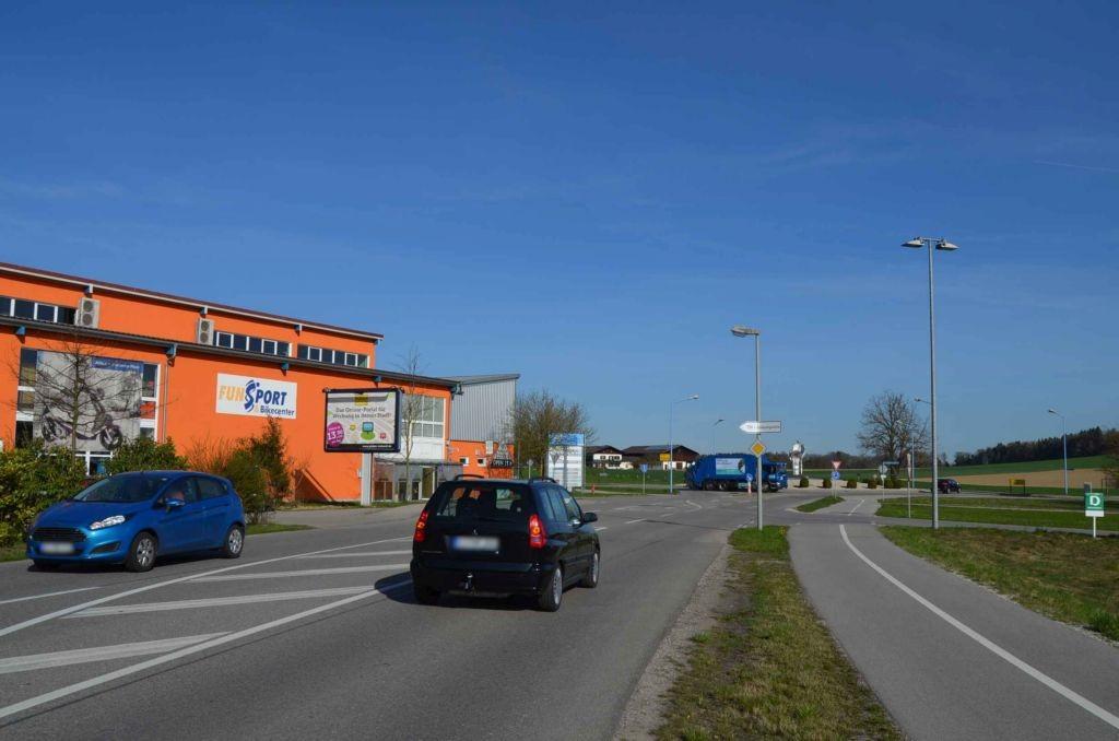 Bachstr aw / Gewerbepark Lindach D 1