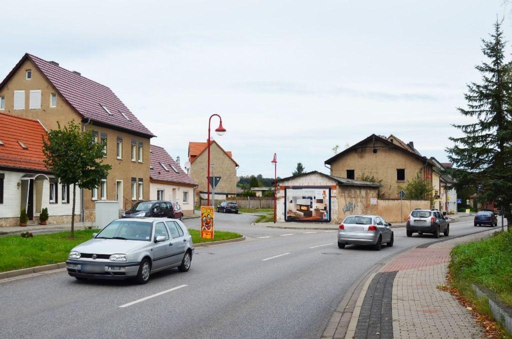 Hüttenstr/Friedensallee 9a (B 86)