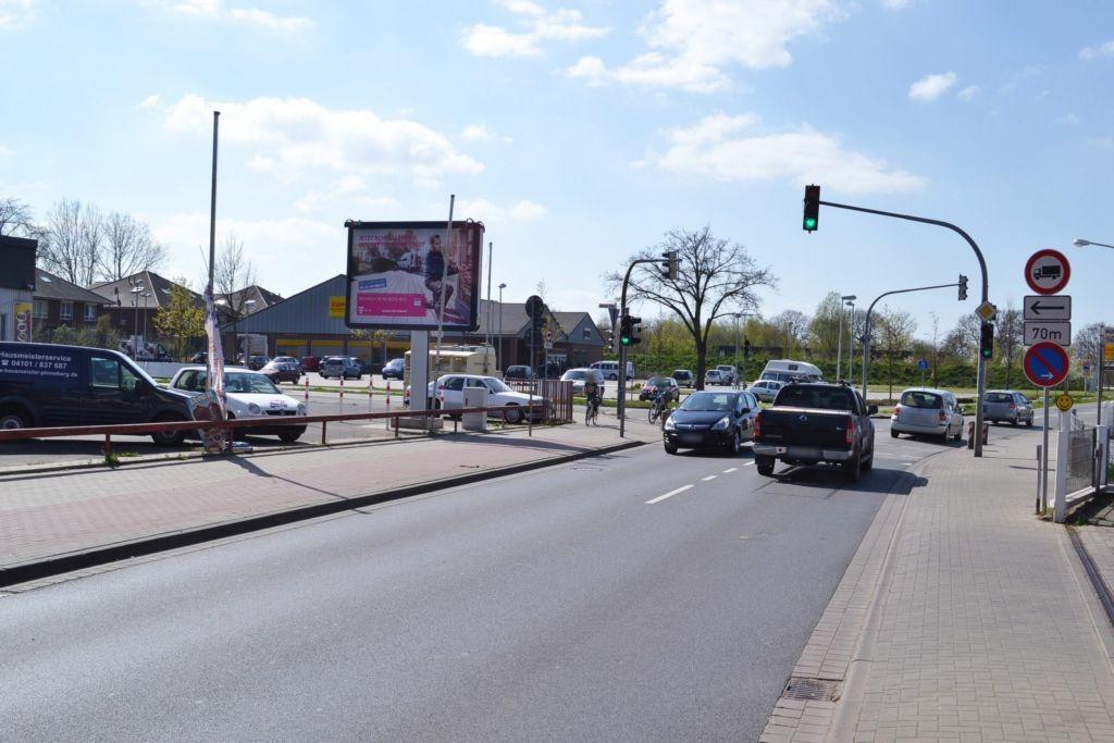 Mühlenstr  97 re aw (L 106)/Wedeler Weg