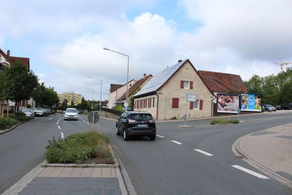 Nürnberger Str  34 - 36/Rudolfshofer Str