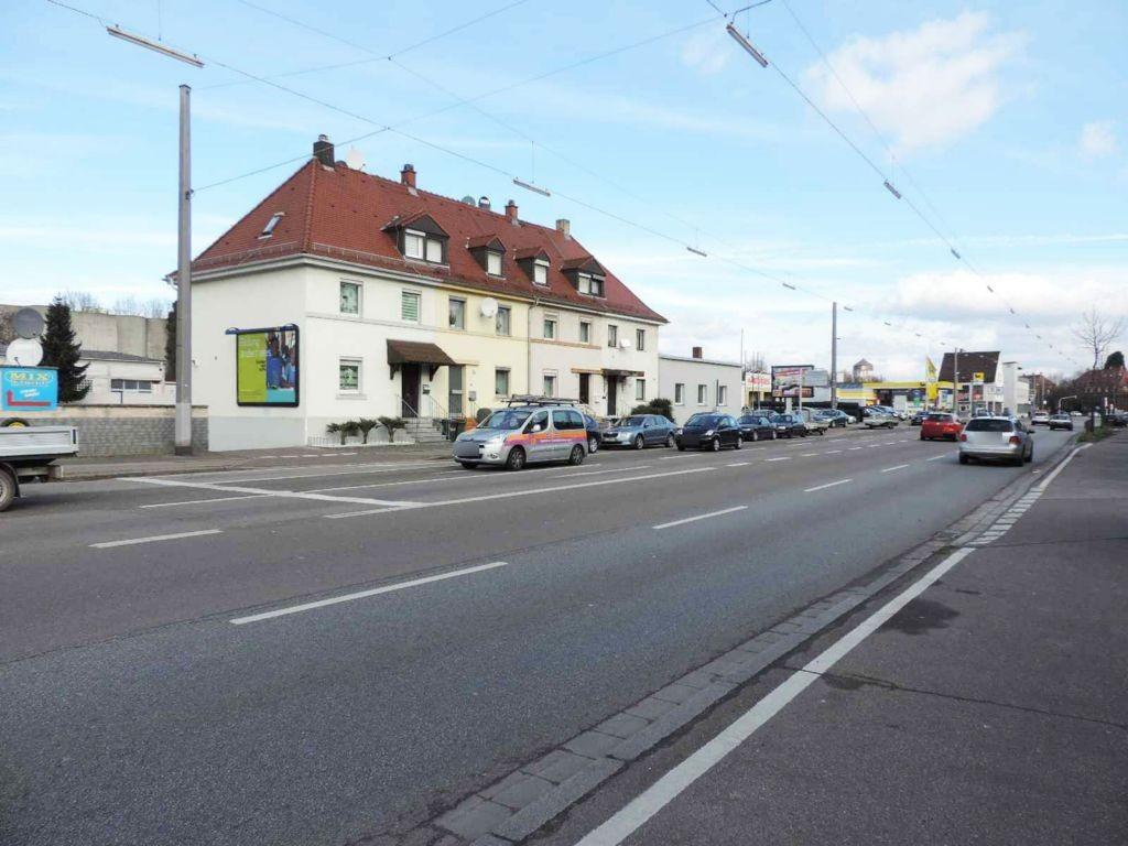 Untermühlaustr  91 (B 44)/Hansastr nh