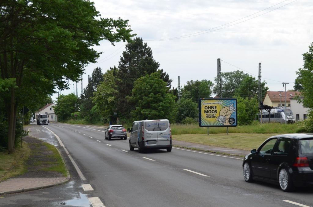 Bornaer Str (B 176) aw/Kahnsdorfer Weg