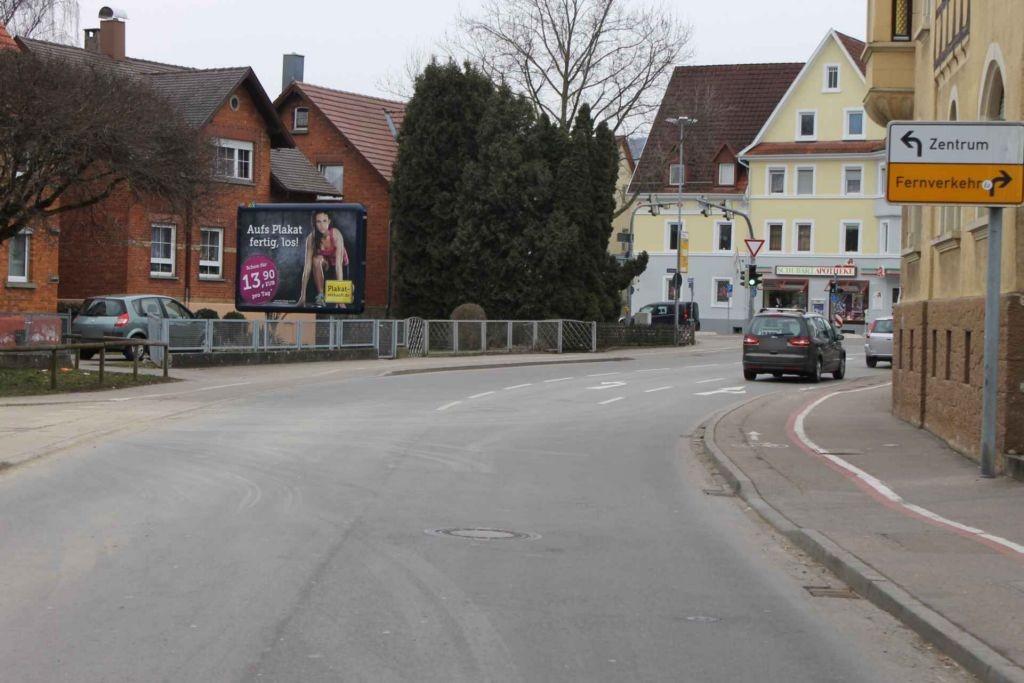 Bischof-Fischer-Str  74 ew/Friedhofstr nh