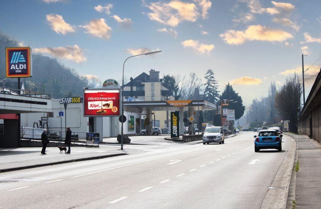 Rheinstr  31 aw (B 42)/Rheinauf