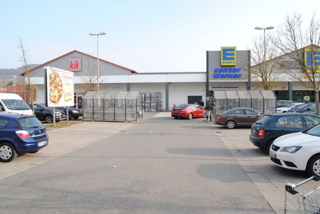 Bamberger Str. 35a E-center Werner Eing.