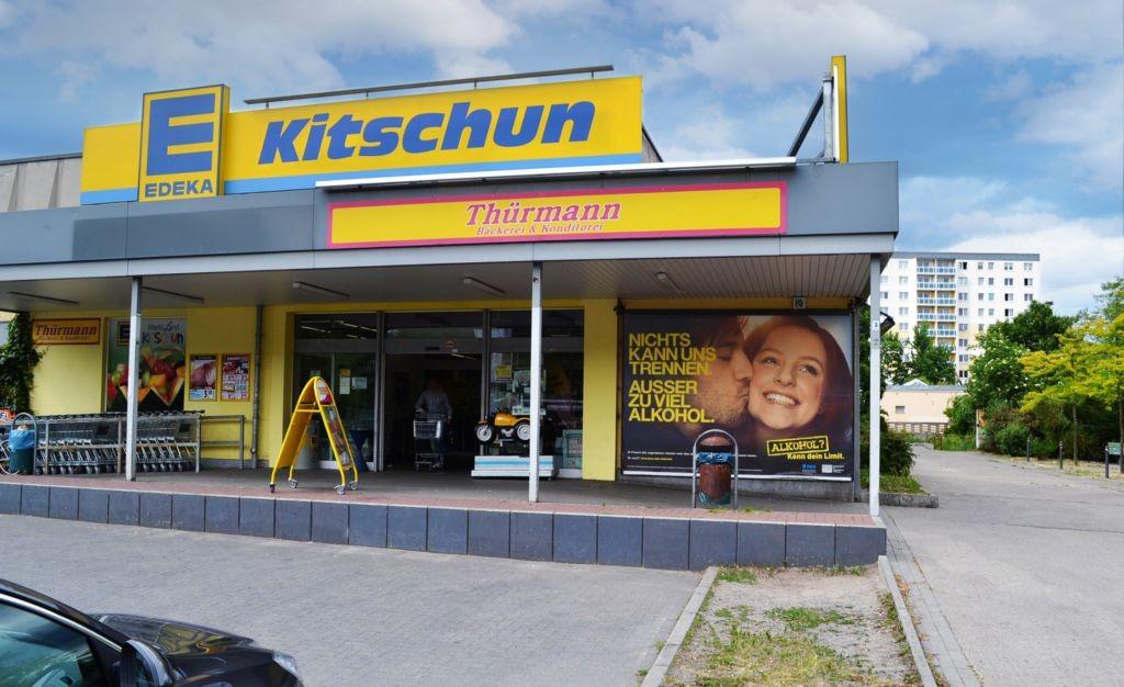 Buschallee 88 Edeka Kitschun Eing.