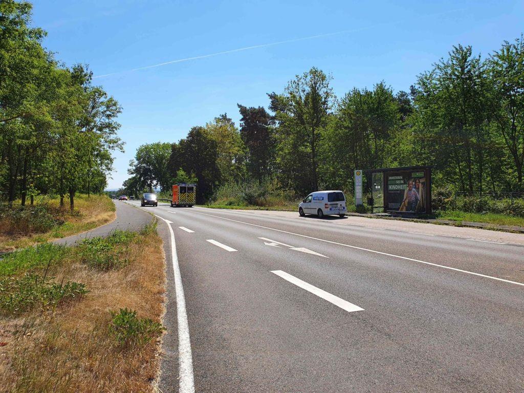Kölner Str/Gabrielweg gg/Hst Bundespolizei aw