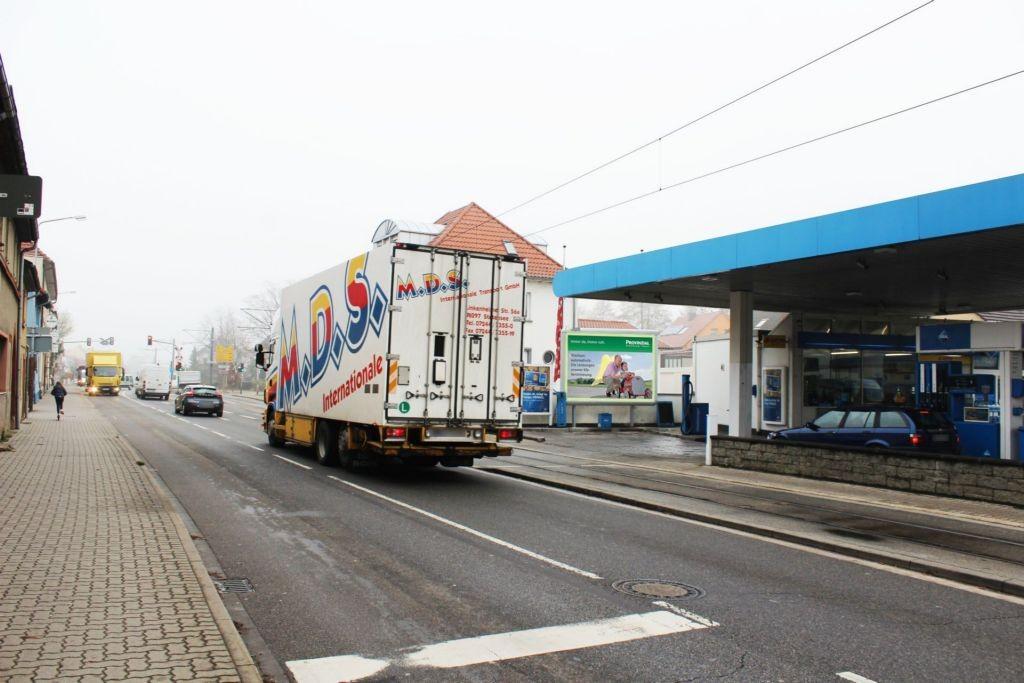 Römerstr   1 (B 3)/Ladenburger Str nh