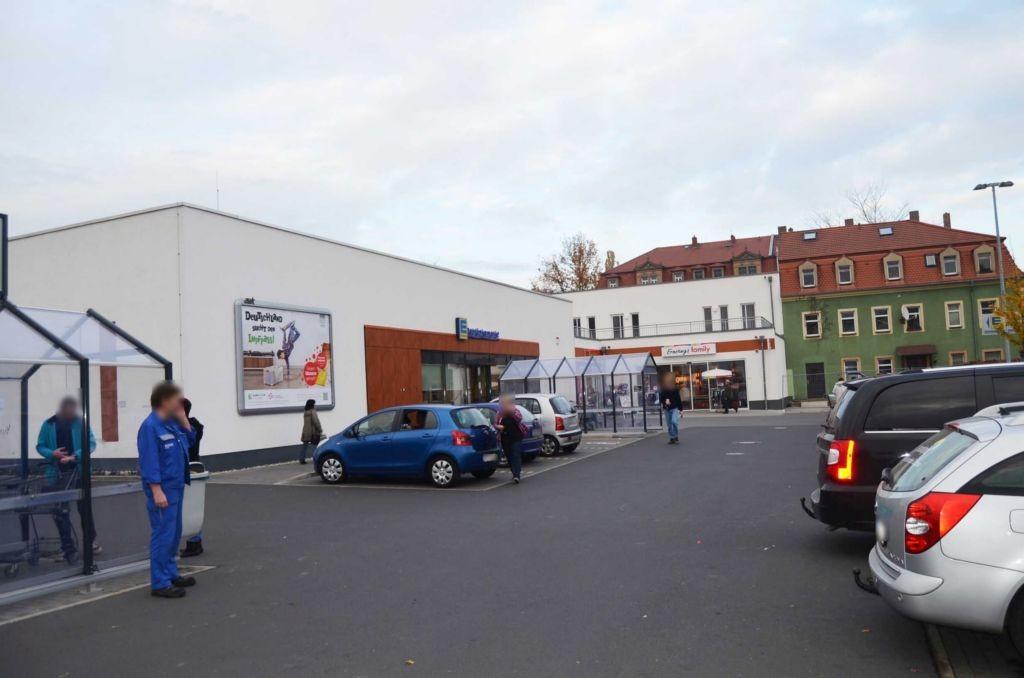Großenhainer Str. 109 Edeka Zschabran Eing.
